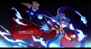 Rating: Safe Score: 58 Tags: blue_eyes blue_hair dragonair ibuki_(pokemon) pokemon southern-panda User: Mhand16
