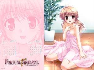Rating: Safe Score: 45 Tags: calendar fortune_arterial tagme User: Oyashiro-sama