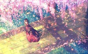 桜・花見の壁紙 1400×870px 1289KB