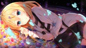 Rating: Safe Score: 124 Tags: blonde_hair blue_eyes blush long_hair nahaki rachel_gardner satsuriku_no_tenshi User: RyuZU