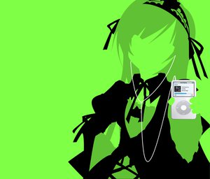 Rating: Safe Score: 3 Tags: ipod polychromatic rozen_maiden silhouette suigintou User: Xtea