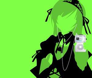 Rating: Safe Score: 3 Tags: ipod polychromatic rozen_maiden silhouette suigintou User: Xtea