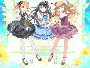 Rating: Safe Score: 108 Tags: 119 dress houjou_karen idolmaster idolmaster_cinderella_girls kamiya_nao shibuya_rin User: Wiresetc