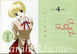 Rating: Safe Score: 6 Tags: adiemus_sarah calendar school_rumble User: 秀悟