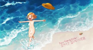 Rating: Questionable Score: 7 Tags: beach fate/grand_order fate_(series) loli nude paul_bunyan_(fate/grand_order) water yue_(tada_no_saboten) User: FormX