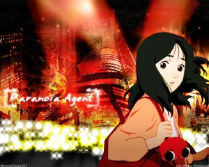 Rating: Safe Score: 0 Tags: paranoia_agent User: Oyashiro-sama