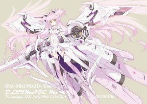 Rating: Safe Score: 152 Tags: crossover gloves gun kaname_madoka long_hair mahou_shoujo_madoka_magica mahou_shoujo_madoka_magica_movie mechagirl mobile_suit_gundam pink_hair raptor7 thighhighs ultimate_madoka weapon wings yellow_eyes User: FormX