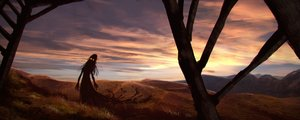 Rating: Safe Score: 52 Tags: clouds grass original scenic sky tenmaso tree User: luckyluna