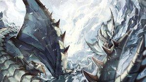 Rating: Safe Score: 124 Tags: barioth monster_hunter tagme User: Han-ul