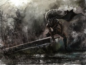 Rating: Safe Score: 135 Tags: armor bccp berserk cape dark guts sword weapon User: SonicBlue