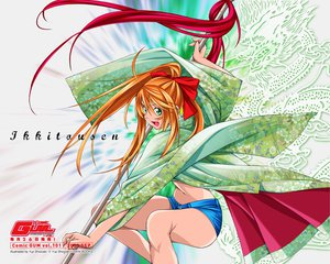 Rating: Questionable Score: 6 Tags: ikkitousen User: 秀悟