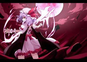 Rating: Safe Score: 41 Tags: jungetsu_hoko remilia_scarlet touhou vampire User: rargy
