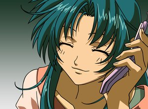 Rating: Safe Score: 30 Tags: chidori_kaname close full_metal_panic User: 秀悟