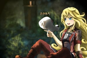 Rating: Safe Score: 26 Tags: blonde_hair blue_eyes genya67 long_hair lyza made_in_abyss tagme User: luckyluna