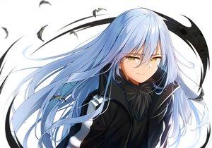 Rating: Safe Score: 52 Tags: bishi blue_hair brown_eyes long_hair rimuru_tempest tensei_shitara_slime_datta_ken User: RyuZU