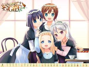 Rating: Safe Score: 10 Tags: calendar elen_mass fiona_washburn group meg_(sweet_robin_girl) primrose_springvale sekiya_asami sweet_robin_girl waitress User: oranganeh