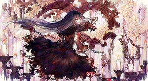 魔法少女まどか☆マギカの壁紙 1500×823px 1778KB