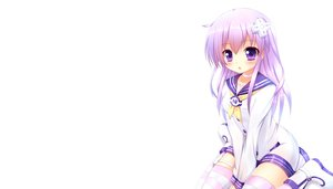 Rating: Safe Score: 92 Tags: aliasing blush boots choker dress hyperdimension_neptunia kane-neko long_hair nepgear purple_eyes purple_hair seifuku thighhighs white zettai_ryouiki User: luckyluna