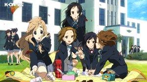 Rating: Safe Score: 110 Tags: akiyama_mio food grass hirasawa_yui k-on! kotobuki_tsumugi leaves nakano_azusa school_uniform tainaka_ritsu User: Wiresetc