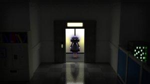Rating: Safe Score: 52 Tags: 3d dark dress headband hex_maniac long_hair picano pokemon purple_hair User: Mhand16