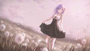Rating: Safe Score: 114 Tags: blush breasts cleavage dress flowers long_hair marinesnow rem_(re:zero) re:zero_kara_hajimeru_isekai_seikatsu summer_dress User: Arsy
