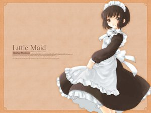 Rating: Safe Score: 11 Tags: brown loli maid shirley_(manga) shirley_madison User: Oyashiro-sama