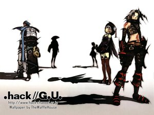 Rating: Safe Score: 6 Tags: .hack// .hack//g.u. .hack//link .hack//roots haseo ovan shino User: Oyashiro-sama