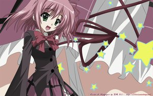 Rating: Safe Score: 40 Tags: sakurano_kurimu seitokai_no_ichizon signed User: pantu