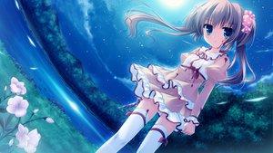 Rating: Safe Score: 110 Tags: blood blue_eyes cabbit dress game_cg knife loli long_hair midori_no_umi moon pink_hair thighhighs tsumugi_(midori_no_umi) yukie User: Katsumi
