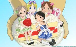 Rating: Safe Score: 0 Tags: ana_coppola food fruit ichigo_mashimaro itou_chika matsuoka_miu sakuragi_matsuri strawberry User: Oyashiro-sama