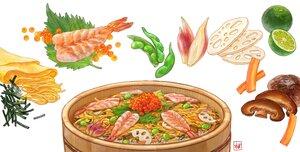 Rating: Safe Score: 25 Tags: food nobody original realistic signed waifu2x waopwaop white User: otaku_emmy