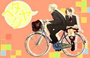 Rating: Safe Score: 12 Tags: axis_powers_hetalia germany_(hetalia) italy_(hetalia) User: Matiasu