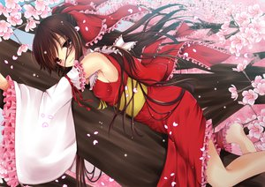Rating: Safe Score: 122 Tags: hakurei_reimu toshi touhou User: RoronoAxMihawK
