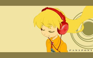 Rating: Safe Score: 7 Tags: headphones pani_poni_dash rebecca_miyamoto User: pantu