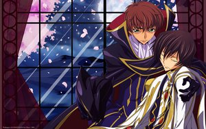 Rating: Safe Score: 14 Tags: code_geass kururugi_suzaku lelouch_lamperouge User: pantu