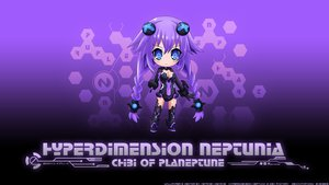 Rating: Safe Score: 49 Tags: akiranyo bodysuit braids breasts chibi cleavage hyperdimension_neptunia purple_hair purple_heart twintails vector User: gnarf1975