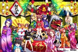 Rating: Safe Score: 42 Tags: akizuki_ritsuko amami_haruka flowers futami_ami futami_mami ganaha_hibiki group hagiwara_yukiho hoshii_miki idolmaster idolmaster_cinderella_girls japanese_clothes kikuchi_makoto kimono kisaragi_chihaya minase_iori miura_azusa natsu_(anta_tte_hitoha) shijou_takane takatsuki_yayoi twins User: C4R10Z123GT