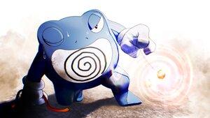 Rating: Safe Score: 12 Tags: close higa-tsubasa nobody pokemon poliwrath polychromatic wink User: otaku_emmy