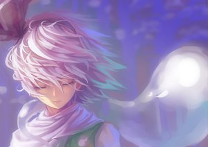 Rating: Safe Score: 71 Tags: konpaku_youmu madyy touhou User: FormX