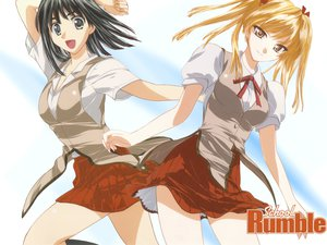 Rating: Safe Score: 9 Tags: sawachika_eri school_rumble suou_mikoto User: Oyashiro-sama