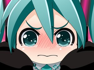 Rating: Safe Score: 153 Tags: chibi close crying hatsune_miku tears vector vocaloid User: HeadPhone