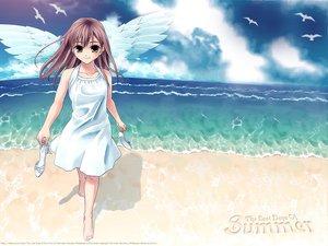 Rating: Safe Score: 11 Tags: beach tagme User: Oyashiro-sama