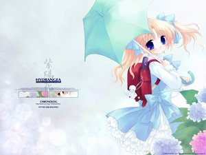 Rating: Safe Score: 9 Tags: sakurazawa_izumi umbrella User: 秀悟