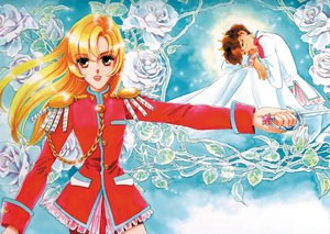 Rating: Safe Score: 0 Tags: himemiya_anthy revolutionary_girl_utena shoujo_kakumei_utena tenjou_utena User: 秀悟