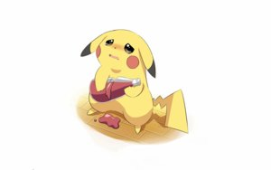 Rating: Safe Score: 15 Tags: animated blush crying hitotubosi pikachu pokemon tears third-party_edit white User: RyuZU