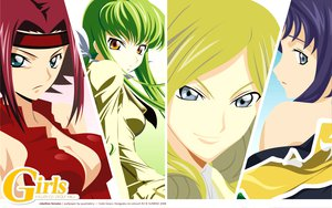 Rating: Questionable Score: 18 Tags: cc code_geass kallen_stadtfeld millay_ashford User: pantu