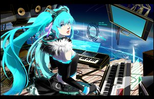 Rating: Safe Score: 20 Tags: hatsune_miku vocaloid User: HawthorneKitty
