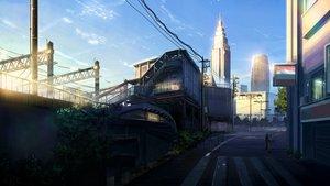 Rating: Safe Score: 37 Tags: building city clouds niko_p nobody original scenic sky stairs User: RyuZU
