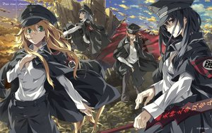 Rating: Safe Score: 95 Tags: dies_irae g_yuusuke hat light uniform User: Wiresetc