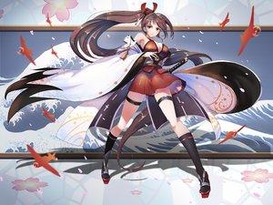 桜・花見の壁紙 1334×1000px 864KB